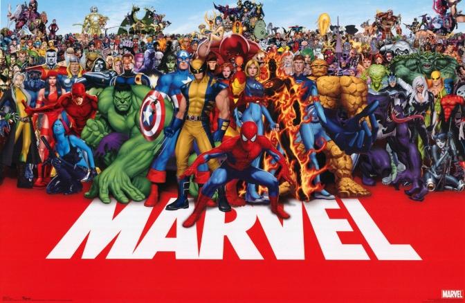 Marvel a full!! Black Panther, Deadpool 2, Avengers Infinity War y más!!