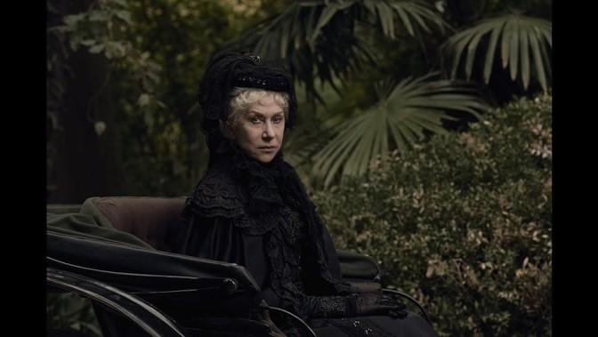 Crítica : La maldición de la casa Winchester.