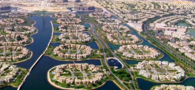 Islas Jumeirah:  Las viviendas 5 estrellas de Dubai!