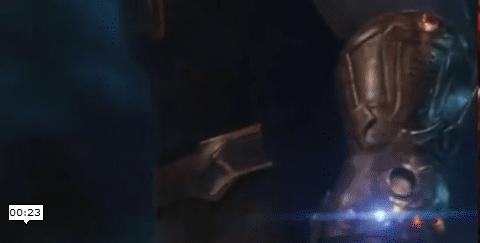 Thanos llega a Wakanda con 4 gemas!