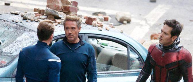 Guión filtrado de Avengers 4? Viajes en el tiempo descartados? Alerta de Spoilers!!
